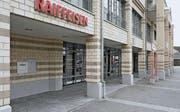 Die Raiffeisenbank strebt Zusammenschlüsse im Hinterthurgau an: So auch in Rickenbach-Wilen. (Bild: PD)