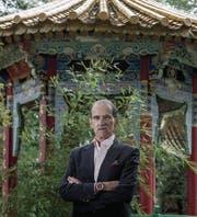 «In China ist die Gruppe wichtiger als das Individuum», sagt Peter Achten. (Bild: Nadia Schärli/LZ)