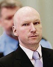 Anders Breivik (Bild: epa)