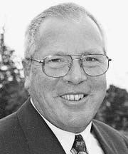 Peter Sonderegger, Heiden (1938 – 2018). (Bild: z.V.g.)