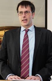 Dominik Hasler, Präsident von «Arbeitgeber Mittelthurgau». (Bild: Christof Lampart)