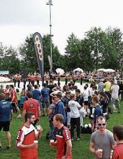 Am Turnfest werden 6000 Teilnehmer erwartet. (Bild: PD)