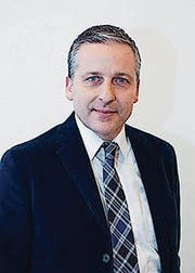 Dominik Gemperli, Gemeindepräsident von Goldach (CVP). (Bild: pd)