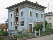 Haus Max Burkhardt, von den Erben der Stadt Arbon vermacht. (Bild: Max Eichenberger)