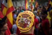 Spanien und Katalonien - ein konfliktbeladenes Thema. (Bild: Santi Palacios (AP))