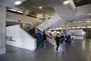 Die Universität St.Gallen will finanziell weniger vom Kanton abhängig sein. (Bild: Urs Jaudas)