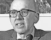 Heinz Bude Soziologe an der Uni Kassel und Buchautor (Bild: wikipedia)
