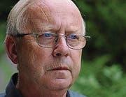 Hans Jürg Schär, alt Ratschreiber (Bild: H. Thalmann (2002))