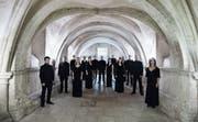 Aussergewöhnliches Chorkonzert in der Klosterkirche (Bild: PD)