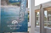 Frisch renoviert und mit dem neuen Namen «Appenzeller Heilbad» präsentiert sich das Bädli in Unterrechstein. (Bilder: MC)