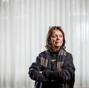 Marianne Heer im Saal des Luzerner Kantonsgerichts. (Bild: Sandra Ardizzone (Luzern, 27. Februar 2018))