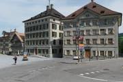 Der 52-jährige Stiefvater musste sich vor dem Ausserrhoder Kantonsgericht in Trogen verantworten und kassierte eine lange Freiheitsstrafe. (Bild: Keystone)