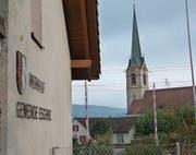 Der Werkhof der Gemeinde Eschenz liegt im Herzen des Dorfes. (Bild: Gudrun Enders)