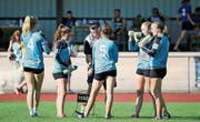 Faustball Satus Kreuzlingen – 1. Mannschaft Damen (Bild: PD)