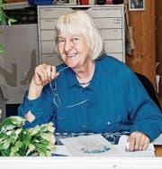 Lilly Langenegger zeigt Bilder aus ihrem Privatbesitz. (Bild: PD)