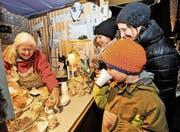 Der Seveler Weihnachtsmarkt findet am 3. Dezember statt. (Bild: PD)