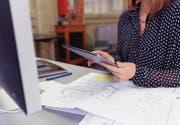 Ein Abzug für ein Arbeitszimmer wird nur gewährt, wenn die Erledigung der haupt- oder nebenberuflichen Arbeit zu Hause notwendig ist. (Bild: fotolia)