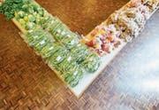 «Tischlein deck dich» gibt landesweit jährlich fast 16 Millionen Mahlzeiten ab. (Bild: Matthias Käser)