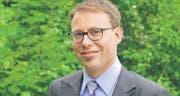 Sandro Wyss ist gelernter Drogist. Heute arbeitet er für das von Naturheilkunde-Pionier Alfred Vogel gegründete Unternehmen Bioforce. (Bild: pd)