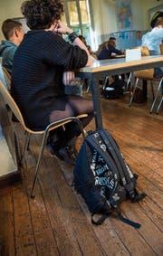Klassenführung ist bereits an der PH Thurgau ein wichtiges Thema. (Bild: Gabriele Putzu/KEY)