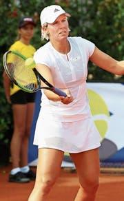 Die Ungarin Greta Arn ist die Siegerin der Bodensee Open 2017. (Bild: Mario Gaccioli)