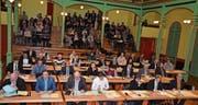 Das Parlament nimmt den Gewinn der Stadt erfreut zur Kenntnis. (Archivbild: Hans Suter)