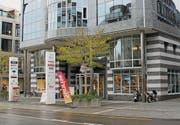 Sitz der Kindes- und Erwachsenenschutzbehörde (Kesb) im Gutenberg-Zentrum in Herisau: Am 1. Januar 2013 löste die Kesb als kantonale Behörde die 20 kommunalen Vormundschaftsbehörden ab. (Bild: Kevin Beining)