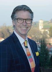Gallus Pfister ist Gemeindepräsident von Heiden. (Bild: APZ)
