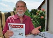 Markus Koch, Kontaktperson der MS-Regionalgruppe. (Bild: PD)