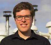 Lukas Lehner, Meteorologe beim Wetterdienst MeteoGroup Schweiz. (Bild: PD)