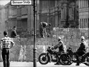 Berliner Mauerbau: Eine Stadt wird zweigeteilt. (Bild: ky)