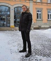 Erich Keller ging im «Landhaus» in Herisau zur Schule: «Heavy Metal hat das Kaff nie verlassen.» (Bild: mge)