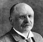 Arnold Baruch Heine (Bild: Historisches Museum im Schloss Arbon)