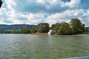Das Bootshaus des Formel-1-Stars liegt direkt am Ufer des Untersees. (Bild: Samuel Koch)