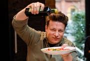 Die italienischen Restaurants des britischen Kochs Jamie Oliver florieren nicht. (Bild: dpa)