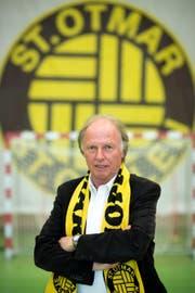 Dominique Gmür zieht seinen auf Ende Saison geplanten Rücktritt vor. (Bild: GIAN EHRENZELLER (KEYSTONE))