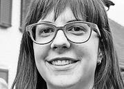 Manuela Koller Aktivmitglied der Musikgesellschaft Muolen