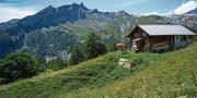 Rund 400 000 landwirtschaftlich nicht mehr genutzte Ställe, Stadel und Scheunen gibt es in der Schweiz. (Bild: Alessandro della Valle/Keystone (Saviese, 30. Juli 2015))