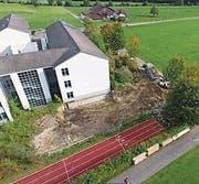 Das Oberstufenzentrum Ägelsee wird ausgebaut. (Bild: PD)