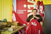 Der Gewerkschafter Stefan Brülisauer in seinem Büro in Kreuzlingen: «Ich bin nicht radikal, eher unerschrocken.» (Bild: Reto Martin)