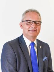 Martin Breitenmoser, Grossratspräsident 2016/2017. (Bild: pd)