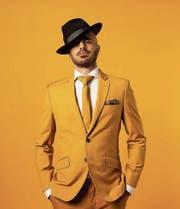 Der Reggae-Musiker Dodo liefert auch mit seiner neuen Platte «Pfingstweid» den Soundtrack für sonnige Gemüter. (Bild: pd)