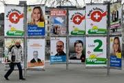Die CVP verlor bei den Zürcher Wahlen ihren Sitz im Stadtrat. (Bild: WALTER BIERI (KEYSTONE))