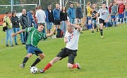 Das Fussballfestival erfuhr einmal mehr eine grosse Beteiligung. Erfreulich auch die zahlreichen Besucher an der Seitenlinie. (Bilder: Beat Lanzendorfer)
