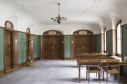 Der Betrugsfall wurde im Kreisgericht St.Gallen verhandelt. (Bild: Coralie Wenger)