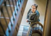 Gemeinderätin Veronica Bieler (CVP) steht dem Ressort Soziales seit 2011 vor. (Bild: Reto Martin)
