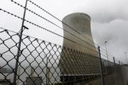 Wie lange ist das Kernkraftwerk Leibstadt noch am Netz? (Bild: STEFFEN SCHMIDT (KEYSTONE))