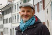 «Ich will mit den Menschen tanzen, nicht für sie»: Adrian Gut lebt und arbeitet in Bischofszell. (Bild: Katrin Zürcher)
