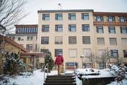 Das heutige Spital in Appenzell. (Bild: Ralph Ribi)