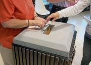 Am Sonntag kommen in Ausserrhoden nationale, kantonale und teilweise kommunale Vorlagen zur Abstimmung. (Bild: Hanspeter Schiess)